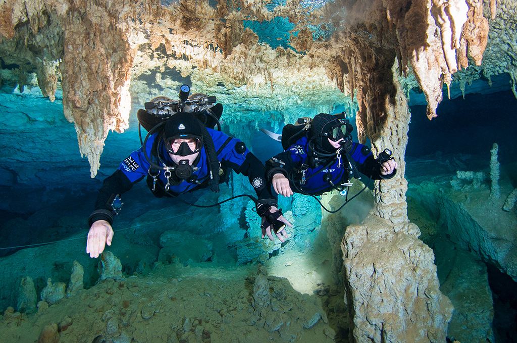 DISCOVER MEXICO DIVING